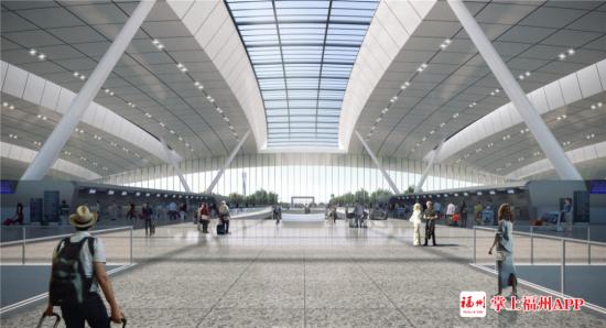 福州长乐国际机场二期扩建工程9月10日开工 总投资215亿元