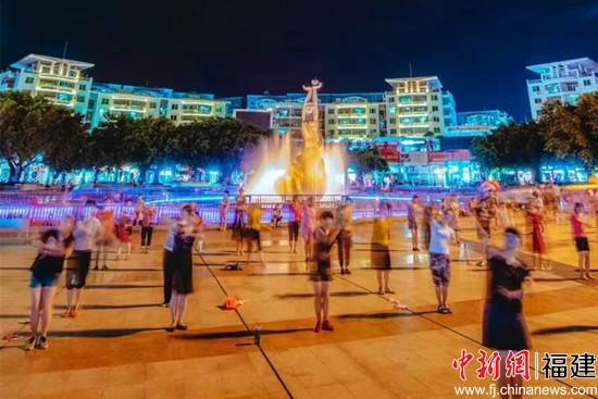 """泉州惠安县打造""""仙气""""公园 提升民众幸福指数"""